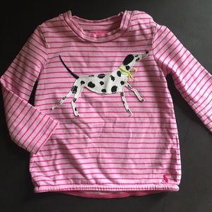 Joules Dalmatian Shirt